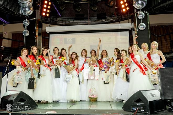 Фестиваль невест в Перми