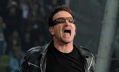 Группа U2 работает над тремя альбомами