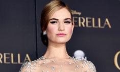 Стиль принцессы: лучшие наряды звезды фильма «Золушка»