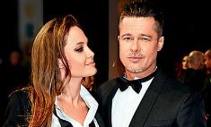 Анджелине Джоли нравится быть замужем