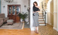 Белая кухня и кот Кокос: Согдиана показала свой роскошный дом