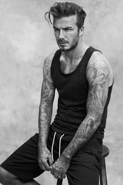 Дэвид Бекхэм выбрал любимые вещи от H&M | галерея [1] фото [9]