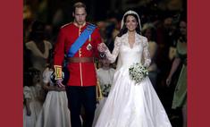 Подвенечное платье Кэтрин Миддлтон получило высший балл