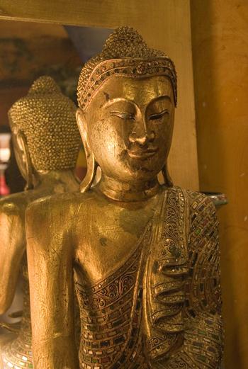 «Мне близок буддизм»