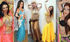 Восточные сказки: самые грациозные танцовщицы Казани
