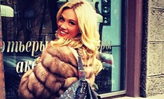 Российские звезды одержимы рюкзаком от Chanel