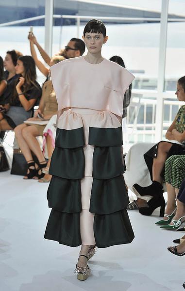 Неделя моды в Нью-Йорке: день девятый | галерея [1] фото [14]
