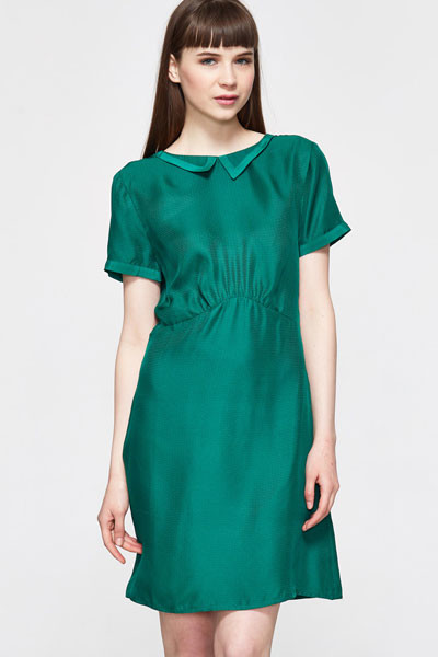Шелковое платье Sessun, 4795 р.