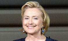 Хиллари Клинтон помолодела на 20 лет
