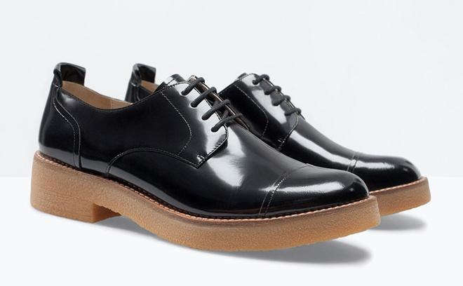 Ботинки Zara, 3990 р.