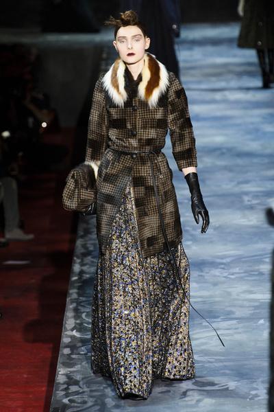 Показ Marc Jacobs на Неделе моды в Нью-Йорке   галерея [1] фото [41]