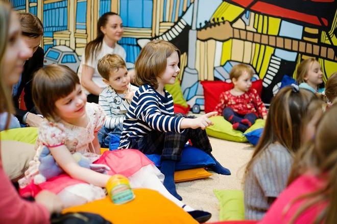 Путешествие в Европу: в ДЛТ состоится детский праздник