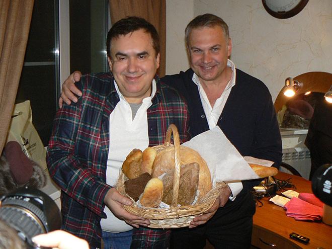 Стас Садальский с братом