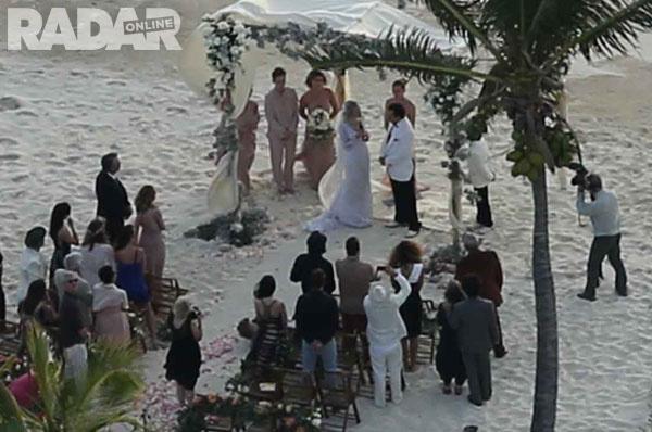 джонни депп и эмбер херд свадьба фото