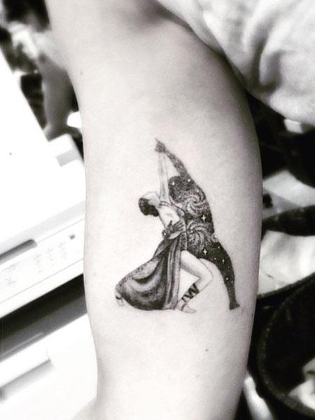 Румер Уиллис татуировки