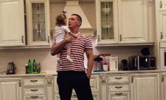 Милота дня: Омаров выложил видео повзрослевшей Теоны