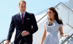 Герцогине Кэтрин не следует надевать одно платье дважды
