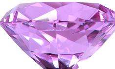 Уникальный сиреневый бриллиант выставят на торги в Нью-Йорке