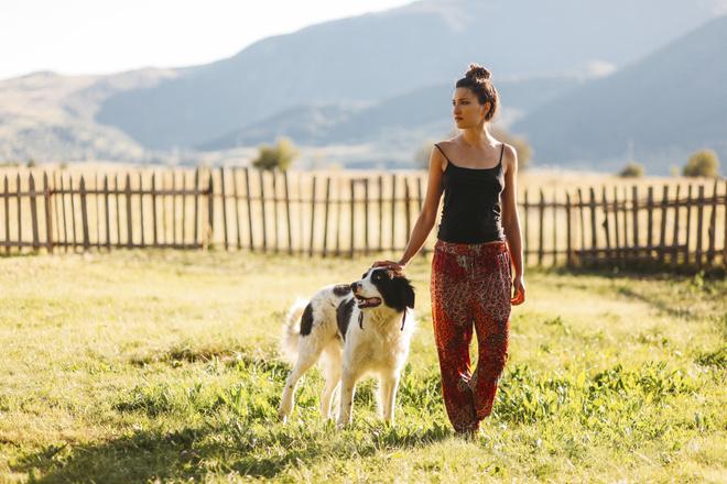 Ученые выяснили, что сердца собак и их хозяев бьются в унисон