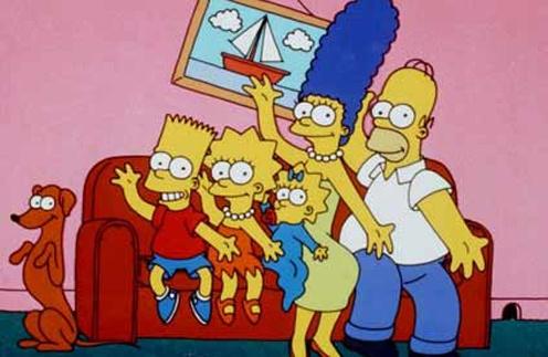 """Вот уже 23 сезона """"Симпсоны"""" не покидают рейтинги лучших ТВ-шоу."""