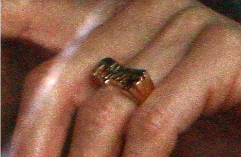 Помолвочное кольцо Дженнифер Энистон (Jennifer Aniston)