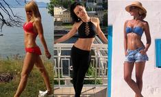 Круче моделей: наши звезды за 40 с идеальными телами