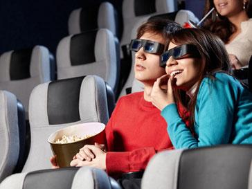 16% россиян ни разу не были в кинотеатре