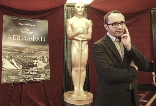 Андрей Звягинцев на Оскар 2015