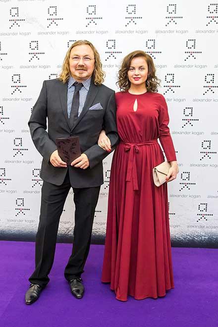 Игорь Николаев и Юлия Проскурякова фото