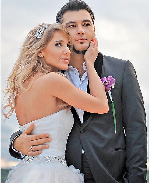 Алексей Чумаков, свадьба