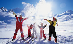 Зимний Сочи: где покататься на лыжах и сноуборде в Красной Поляне?