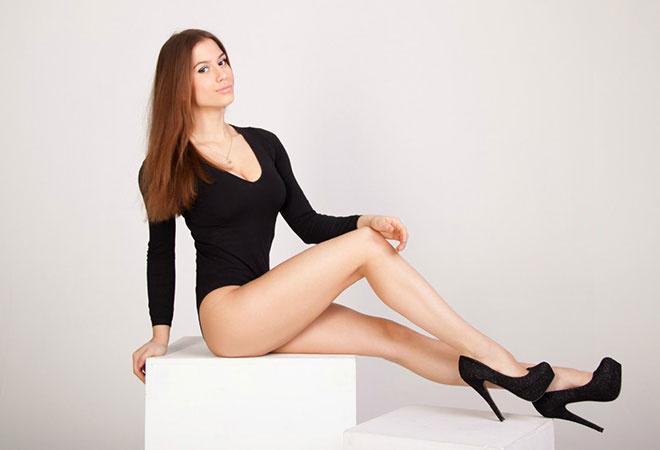 Галерея длинноногих красивых девушек фото 28-178