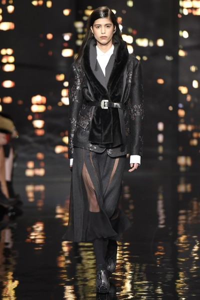 Лучшие показы Недели моды в Нью-Йорке: 16 февраля | галерея [1] фото [5]
