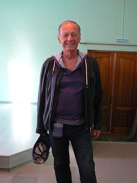 Михаил Задорнов в Брянске