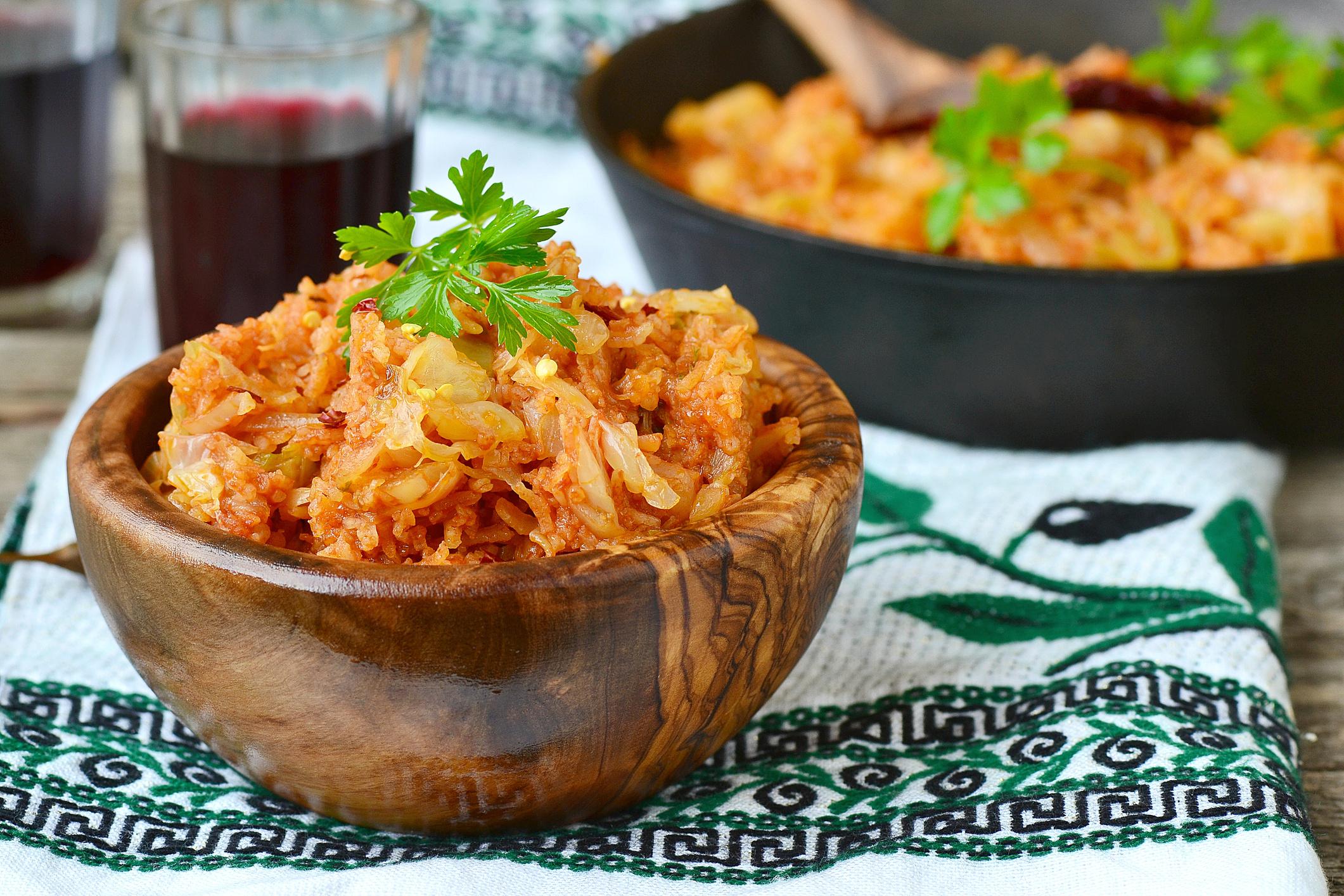 как правильно приготовить бигус из свежей капусты