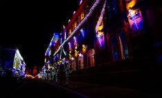 Новогодняя Астрахань: полюбуйся!