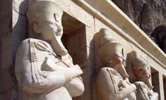 Из египетского музея похитили статую Тутанхамона