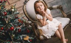 Дети и елки: эти фотографии создают новогоднее настроение!