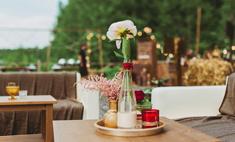 Свадебные тренды лета: стиль «бохо-кантри»
