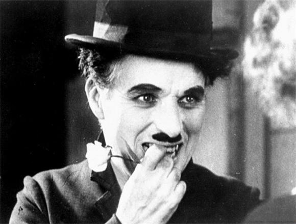 "Чарли Чаплин, ""Огни большого города"""