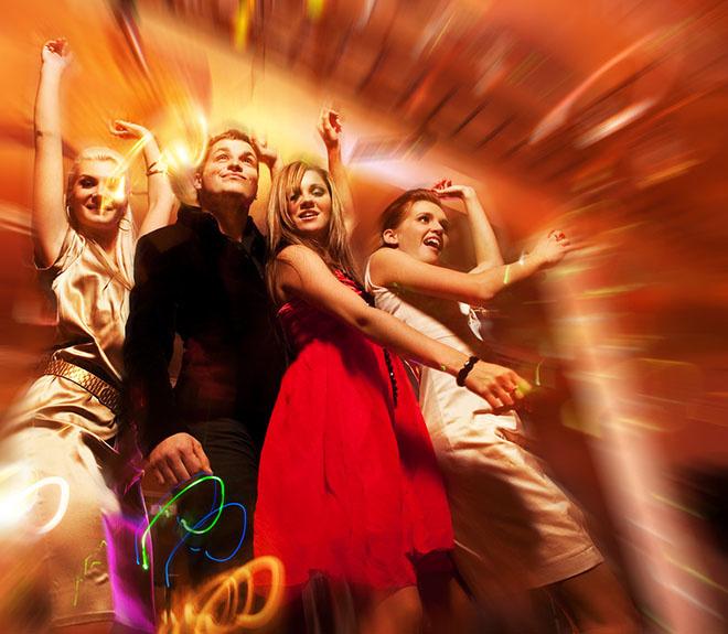 клуб, пенная вечеринка