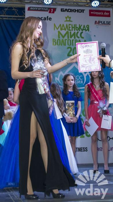 Конкурс красоты в ТРЦ Акварель 8 марта 2016
