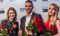 Петербургская Неделя моды: миллион алых роз от Woman's Day