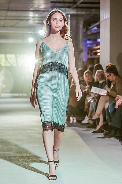 бельевой стиль в одежде 2016