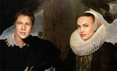 Знаменитостей вернули в эпоху Ренессанса