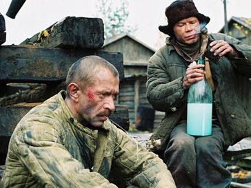 За роль в картине «Край» Владимир Машков удостоился премии «Ника»