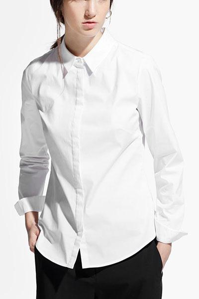 Капсульный гардероб - рубашка