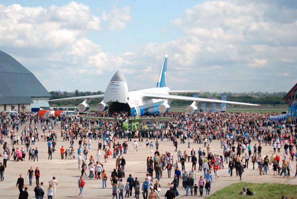 программа дня авиации, Ульяновск, 16 августа
