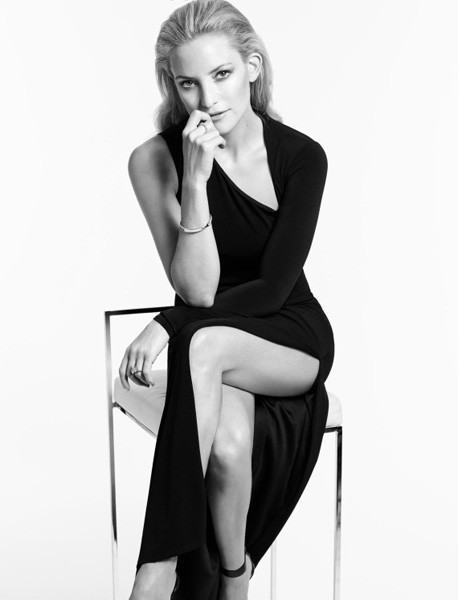 Кейт Хадсон в одном из своих платьев для Ann Taylor
