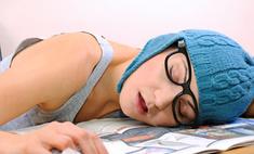 Недосыпание провоцирует психические расстройства